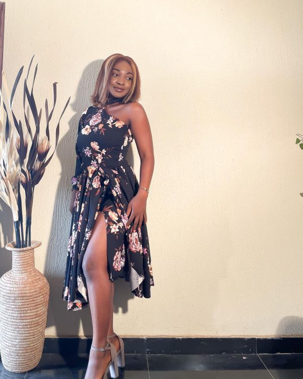 The Belle dress styled in over four ways
